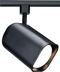 nuvo lighting th one light track head  track lighting heads