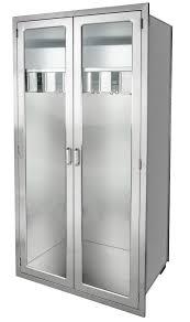 Stainless Steel Kitchen Cabinet Doors Custom Stainless Kitchen