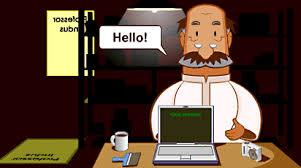 indus valley civilization professor indus at his desk