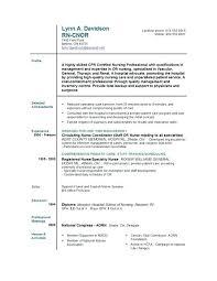 Graduate Nurse Resume Samples Graduate Nurse Resume Examples