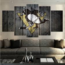 pittsburgh penguins canvas wall art