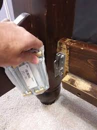 installing bed bolts