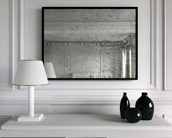 inspiring mirror black frame black framed antique wall mirror jpg