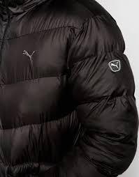 Lyst - Puma Padded Jacket in Black for Men & Gallery Adamdwight.com