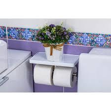 <b>Полка</b> для ванной комнаты 24.5х13 см с <b>держателем</b> для ...