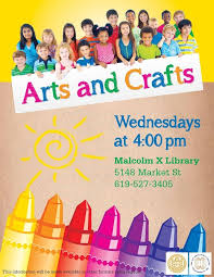 crafts classes for kids flyers 125 best flyers images on pinterest within art and craft classes for