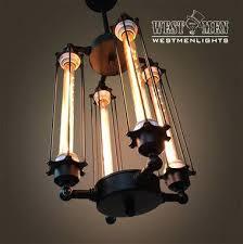 black iron chandelier steampunk black iron chandelier ceiling mounted lamp vintage rustic black wrought iron chandelier