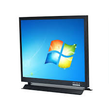 3 Monitor Display Stand Awesome 322 Inch TFT LCD Monitor 322 X 322 Display 32232 CCTV Monitor VGA BNC
