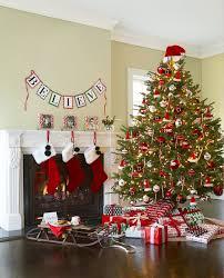 interior design cool christmas tree theme decorating ideas home