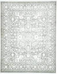 gray area rug 8 10 x rugs the home depot cozy regarding light blue 8x10 inspirations 11