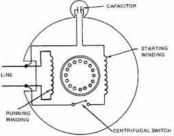 single phase induction motors Pump Motor Capacitor Waring Diagram Picture Pump Motor Capacitor Waring Diagram Picture #39 AC Motor Diagram