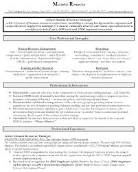 human resources resume examples com human resources resume examples and get inspiration to create a good resume 16