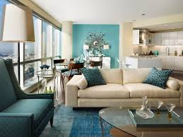 Blue and cream living room - How to Refresh Your Living Room After the  Holidays | Interior | Pinterest | Cream living rooms, Living rooms and Blue  walls