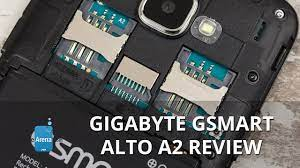Gigabyte gsmart alto a2 firmware ...