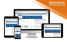 sharepoint online templates light tones 2013 sharepoint 2013 responsive theme package