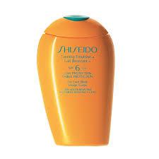 <b>Эмульсия для загара</b> SPF6 N - <b>Shiseido</b>