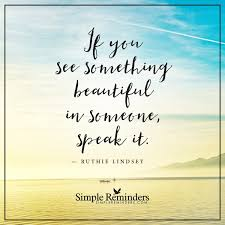 Something Beautiful Quotes Best of See Something Beautiful By Ruthie Lindsey McGill Media