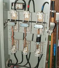 illustrated code catastrophes sections 314 15 300 5 b 300 6 b just as some people replace a blown edison based fuse a copper penny somebody replaced these fuses copper plumbing pipe hangers