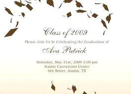 Formal Graduation Announcement Formal High School Graduation Announcement Familycourt Us