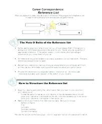Resume Reference List Template – Baxrayder