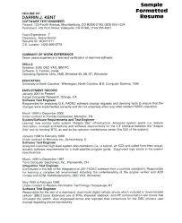 mobile testing resume key skills examples for resume sample resume  references page mobile testing resume for