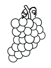 Fruits Coloring Book Free Fruit Pages Printable Marvelous And