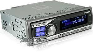 alpine cda 9851 (cda9851) all car stereos sonic electronix Alpine CDA-9851 Wiring- Diagram at Alpine Cda 9851 Wiring Harness