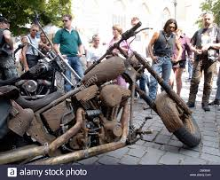 so called rat bike a specific style of custom bike this one
