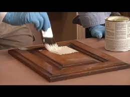 steps in painting kitchen cabinets that