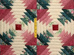 Pineapple Quilt -- exquisite ably made Amish Quilts from Lancaster ... & ... Rose Pink Teal Green Pineapple Quilt Photo 4 ... Adamdwight.com