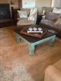 painted coffee table ideasChalk Painted Coffee Table  Paint coffee tables Chalk paint and
