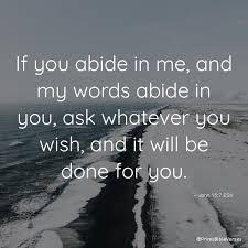 Bible Verses about John 15