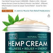 Top Finds Ph - Natural Pain Relief Cream for Pain 🍃Hemp...
