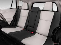 2016 toyota rav4 rear seat