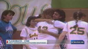 18 Sports Flashback - Stacy Johnson excels at Elmira Southside