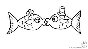 Pesci Immagini Disegni Az Colorare
