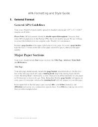 Apa Format Style Template Top Word Template Mac Collections Format Research Paper Best