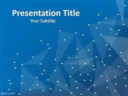 Science Background For Powerpoint Free Molecules Powerpoint Templates Myfreeppt Com