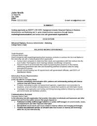Sample Traders Resume Trades Resume Templates Samples Examples Resume