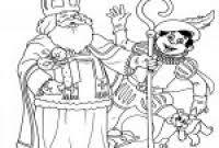 Sinterklaas Kleurplaten Makkelijk Klupaatswebsite