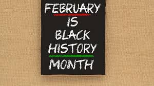 Image result for february is black history month black history month