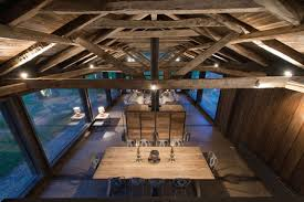 summer house lighting. Summerhouse In Chile Ceiling Beams And Subtle Lighting Summer House 0