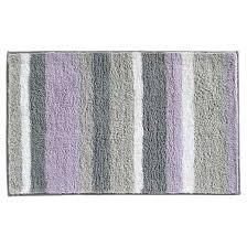 Martex Abundance Bath Rug W NonSkid Backing Available In 6 Colorful Bathroom Rugs