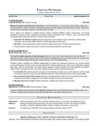 Sample Resume For Information Security Analyst