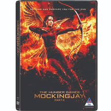 the hunger games mocking jay part 2 dvd