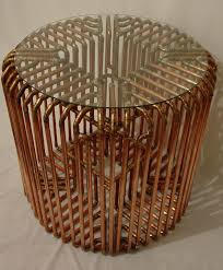 ... Layout Copper Pipe Art How Copper Tubing Can Be Transformed Into  Spectacular Furniture ...