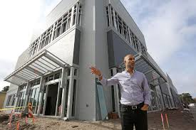 storage office space. Nitesh Sapra Of Nitneil Partners Shows Off His New Selfstorage Facility At 808 Storage Office Space