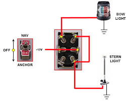 boat navigation lights wiring diagram boat image bayliner br 185 navigation switch wiring page 1 iboats boating on boat navigation lights wiring diagram