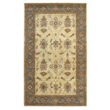 dynamic rugs charisma brown indoor area rug common 8 x 11 actual