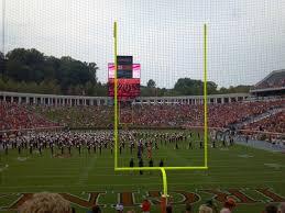 Scott Stadium Section 116 Rateyourseats Com